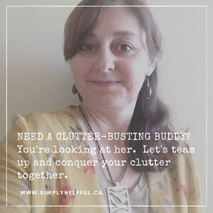 CLUTTER-BUSTING & ORGANIZING MADE EASY Peterborough Peterborough Area image 1