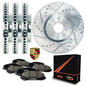 PORSCHE models -= Brake Rotors =-  !! FREE PADS & SHIPPING !!