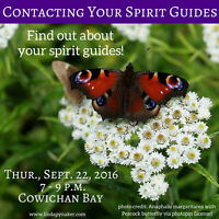 Contacting Your Spirit Guides