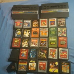 ATARI junior 2600,29 games