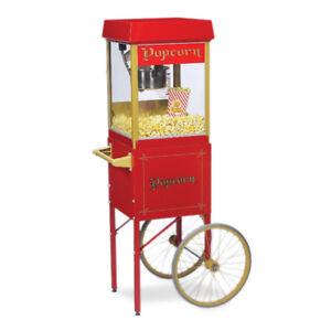 machine Pop corn a louer
