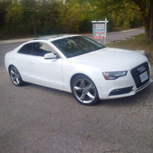 2014 Audi A5 2.0T Coupe (2 door)