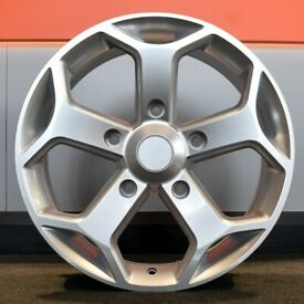 """18"""" Transit ST Style wheels and tyres for a Transit van"""