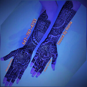 Henna Artist Stands With More Than 10yrs of Exp -Mississauga