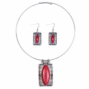 BNIP Necklace and Earrings Set
