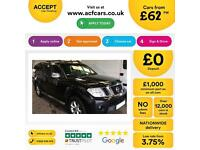 Nissan Navara FROM £62 PER WEEK!