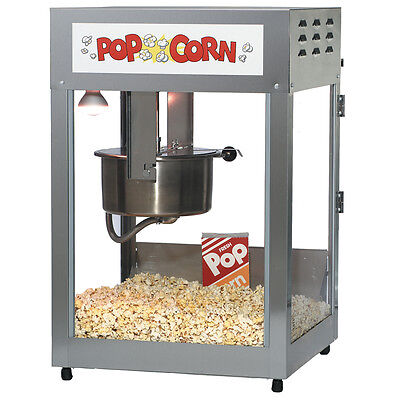 Commercial Popcorn Machine Gold Medal 1214oz 2552