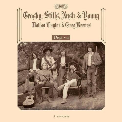 Crosby Stills Nash & Young Deja Vu LP 2021 RSD Alternates Brand New Taylor CSNY