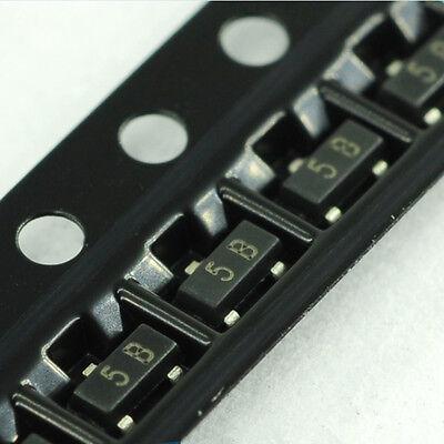 50pcs Smd Transistor Bc807-25 5b 0.5a45v Pnp Sot-23 Transistor New Original
