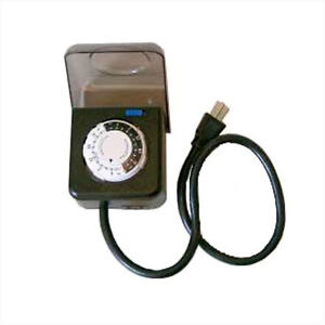 Above ground swimming pool pump timer 115v 50 settings ebay - Above ground swimming pool pump timer ...