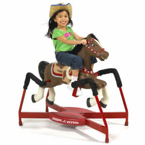 Radio Flyer Interactive Riding Horse - serious inquires only!