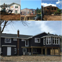 Call KDS for all of your Reno and Build needs in HRM