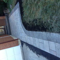 Interlocking/Landscaping services
