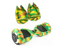 Brand new hover board swegway protective silicon cover case 2wheels