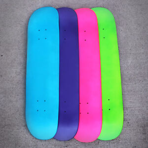 BLANK CANADIAN MAPLE SKATEBOARD DECKS London Ontario image 2