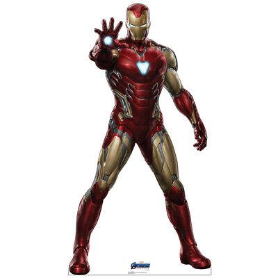 IRON MAN Avengers Endgame CARDBOARD CUTOUT Standup Standee Robert Downey Jr F/S](Standup Cutouts)