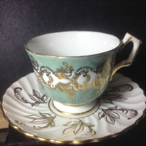 Old AYNSLEY TEA CUP , SAUCER