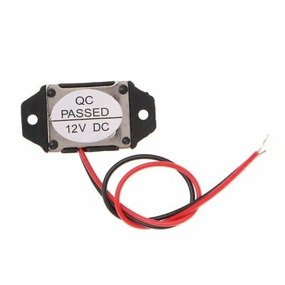 1pc Dc 12v 85db Mini Electronic Alarm Buzzer Constant Tone New