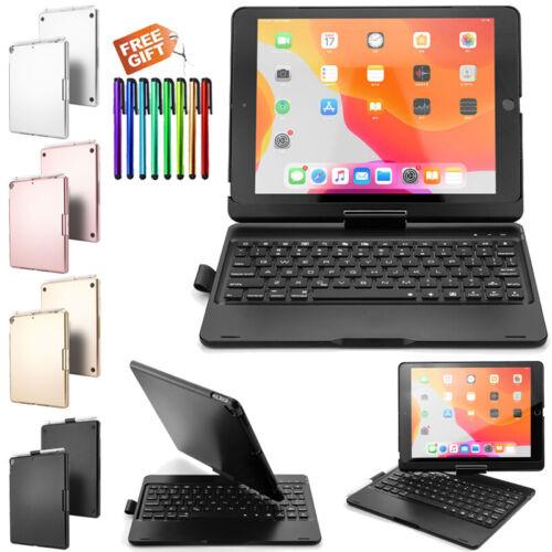 For iPad 7th Gen 10.2 2019 Wireless Bluetooth Backlit Keyboa
