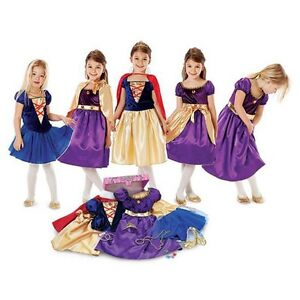 NEW: Princess Factory ''Storybook Treasures'' Dress-Up Chest