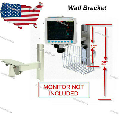Wall Stand Bracket Wall Bracket For Contec Icu Patient Monitor Newest Contec