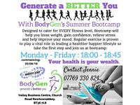 Weight loss specialist - New Summer Bootcamp - Fitness for Everyone