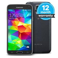 Samsung Galaxy S5 Plus G901F - 16GB - Charcoal Black (Unlocked) Smartphone