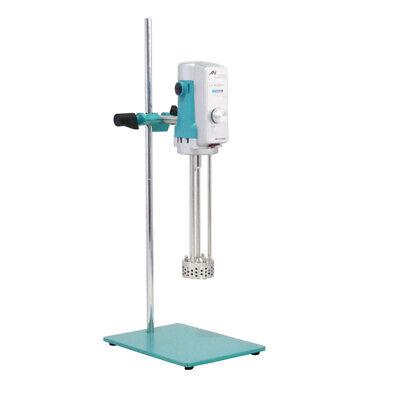 Intbuying Lab Equipment High Shear Mixer Emulsifying Machine 220v 70g40l