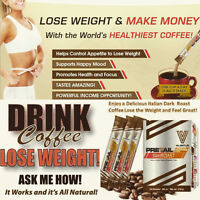 Lose Weight & Make Money with the World's Healthiest Coffee