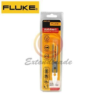 Fluke New Voltalert Non-contact Voltage Detect Pen Tester Ac 200v 1000v 2ac-c2