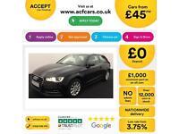 Audi A3 2.0TDI ( 150ps ) ( 13MY ) 2013MY SE FROM £45 PER WEEK!