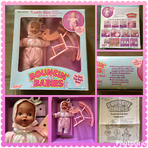 Galoob Bouncin' Baby circa 1988 ~ MINT IN BOX
