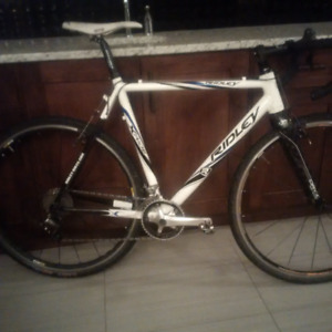 54cm Ridley X Ride Cyclocross with New Drivetrain 18lbs