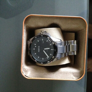 New Men's Fossil Watch