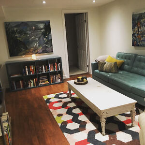 Roommate wanted for amazing Basement Apartment