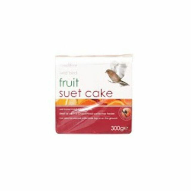 Chapelwood Suet Cake Fruit bird feed treat