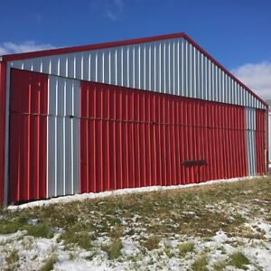 Aircraft Hangar For Sale Strathcona County Edmonton Area image 4