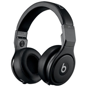 Beats by Dr. Dre Pro Over-Ear Sound Isolating Headphones - Black