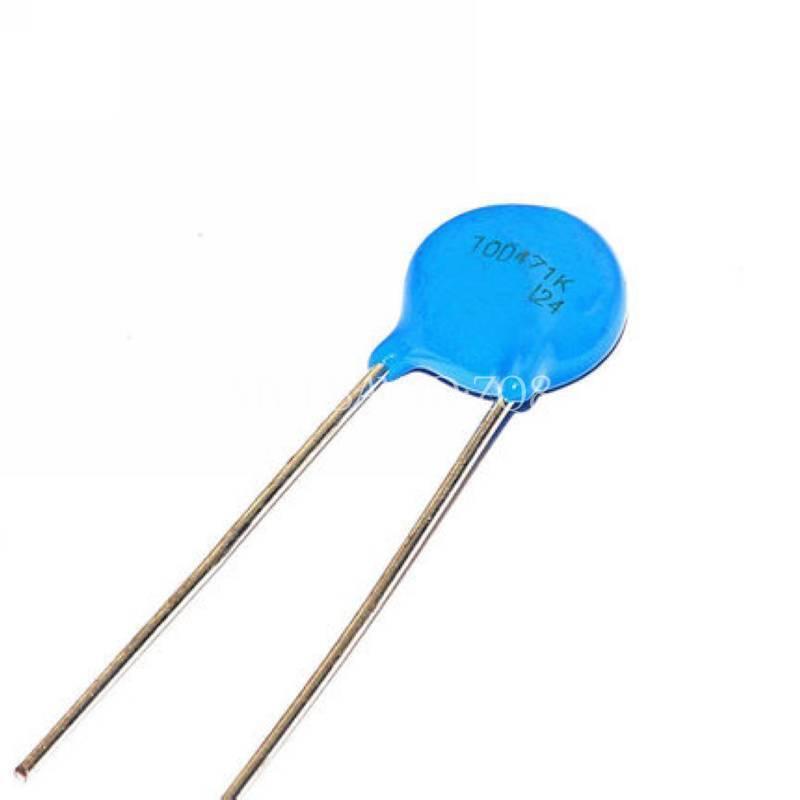 10pcs 10d471k 470v varistor resistor ±10%