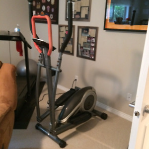 exercise machine (see photo)