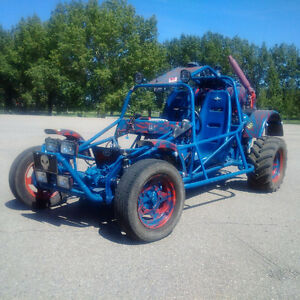 Sand rail / dune buggy swap /trade 80% ready to go.