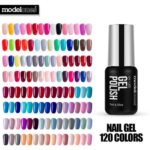 Modelones UV Led Soak Off Gel Nail Polish Lacquer Manicure A