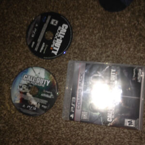 Call of duty black ops 1 and black ops 2 combo pack London Ontario image 3