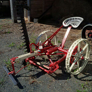 ONE HORSE HAY MOWER FOR SALE