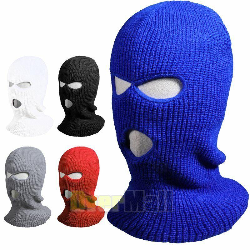 Details about  /Men Women Winter Warm Hats Cap Fleece Ski Snow Mask Caps Hood Neck Hat Balaclava