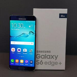 Samsung Galaxy S6 Edge +. Unlocked, like new condition.
