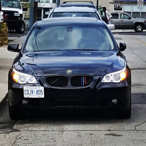 2004 BMW 530i 5Series  excellent condition with very low mileage