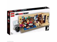 LEGO Big Bang Theory Brand New Unopened