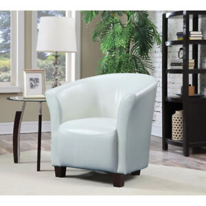 White Accent Chairs