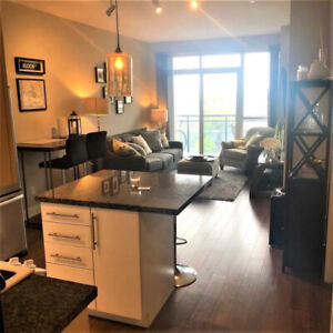 1 BEDROOM + DEN FOR RENT $2100, 670 SQFT, 28 Linden st.
